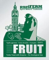 PuriFerm Fruit Turbo Yeast With Enzyme